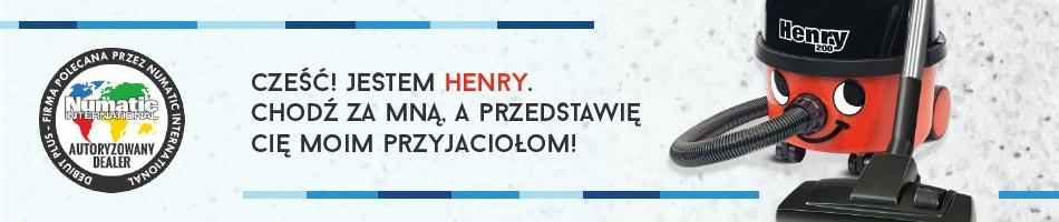 Promocja Henry Numatic