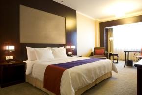 Hotele, restauracje, catering HoReCa - przykładowy pokój hotelowy
