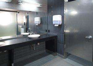 Handel, usługi i edukacja - przykładowa toaleta nr 3