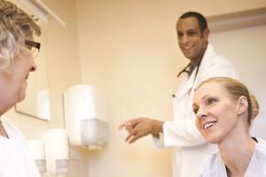 Służba zdrowia i branża medyczna - przykład gabinetu lekarskiego nr 2