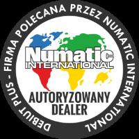 Debiut Plus - autoryzowany dystrybutor marki Numatic w Polsce