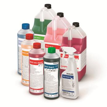 Gama produktów ECOLAB