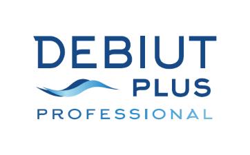 Logo Debiut Plus Professional